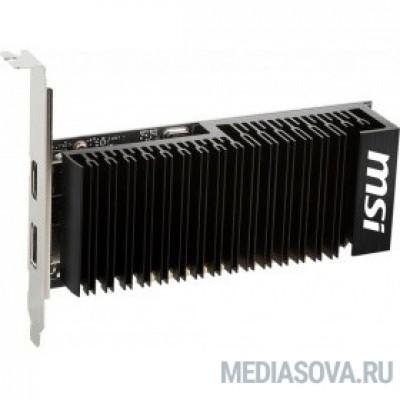 Видеокарта MSI GT 1030 2GHD4 LP OC RTL