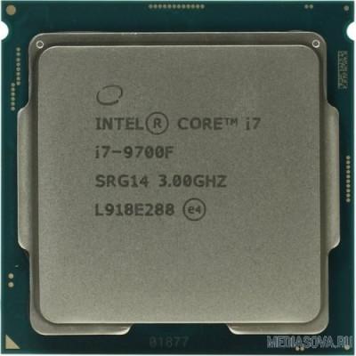 Процессор CPU Intel Core i7-9700F Coffee Lake BOX (without graphics)