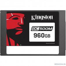 Kingston SSD 960GB DC500M SEDC500M/960G SATA3.0