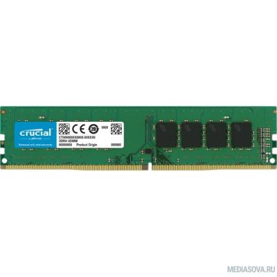 Оперативная память  Crucial DDR4 DIMM 32GB CT32G4DFD8266 PC4-21300, 2666MHz