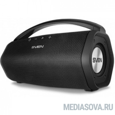 SVEN PS-320, черный (15 Вт, Waterproof (IPx7), Bluetooth, 2000мА*ч)SVEN