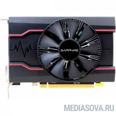 Видеокарта Видеокарта Sapphire PCI-E 11268-21-20G RX 550 2G OC AMD Radeon RX 550 2048Mb 64bit GDDR5 1206/6000 DVIx1/HDMIx1/DPx1/HDCP Ret