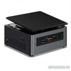 Intel NUC BLKNUC7I3DNK2E, i3-7100U, 2.4 GHz, 2xDDR4 SODIMM (1.2V up to 2133MHz/32Gb), VGA Intel HD Graphics 620(2xHDMI 4K), 4xUSB3.0, 2x m.2 SSD+Wifi, GBL, WiFi+BT, noCR (BLKNUC7I3DNK2E/NUC7i3DNKE)
