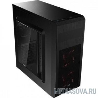 Miditower Aerocool SI-5101 Advance, ATX, черный (без БП)  4713105958799