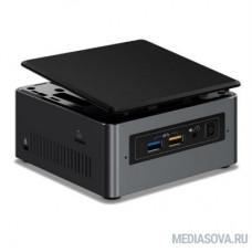 Intel NUC BLKNUC7i5DNBE, (NUC7i5DNB) OEM, i5-7260U, 3.4GHz, 1xDDR4 SODIMM (up to 2133MHz/32Gb), VGA Intel Iris Plus Graphics 640, 4xUSB3.0, 1xRS-232, GBL, vPro, no WiFi