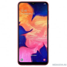 Samsung Galaxy A10 (2019) SM-A105F/DS red (красный) 32Гб [SM-A105FZRGSER]