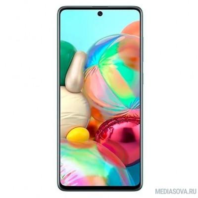 Samsung Galaxy A71 (2020) SM-A715F/DSM blue (синий) 128Гб  [SM-A715FZBMSER]