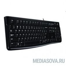 920-002506 Logitech Keyboard K120 EER Black USB