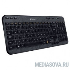 920-003095 Logitech Keyboard K360 Black Wireless