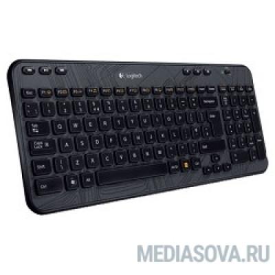 920-003095 Logitech Keyboard K360 Black Wireless