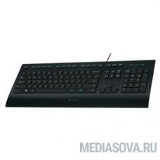 920-005215 Logitech Keyboard K280E USB