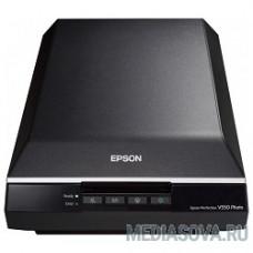 EPSON Perfection V550 Photo B11B210303 А4, 6400 x 9600, 15 стр./мин, USB 2.0