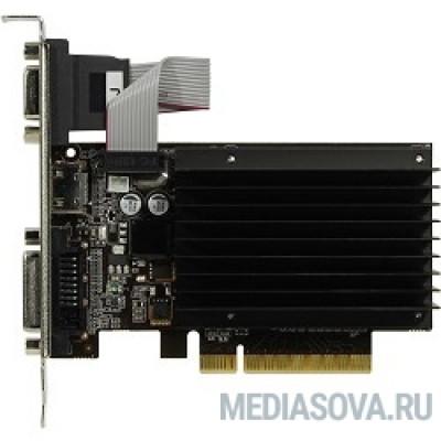 Видеокарта PALIT GeForce GT710 2GB 64Bit DDR3 RTL [NEAT7100HD46-2080H]