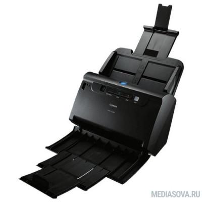 Сканер Canon DR-C230  2646C003 (Цветной, двухсторонний, 30 стр./мин / 60 изобр./мин, ADF 60, USB 2.0, A4,3 года гарантии)