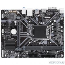Gigabyte H310M H (V2.0) RTL S1151 <H310> PCI-E Dsub+HDMI GbLAN  SATAIII mATX 2DDR4
