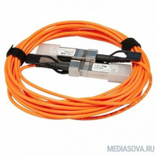 MikroTik S+AO0005 SFP+ direct attach Active Optics cable, 5m