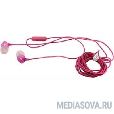 SONY MDR-EX15AP, розовый Наушники с гарнитурой [MDR-EX15APPI.CE7]