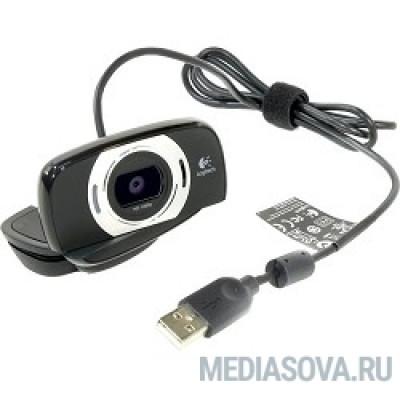 960-001056 Logitech HD Webcam C615, 1920x1080, микрофон, автофокус,USB 2.0