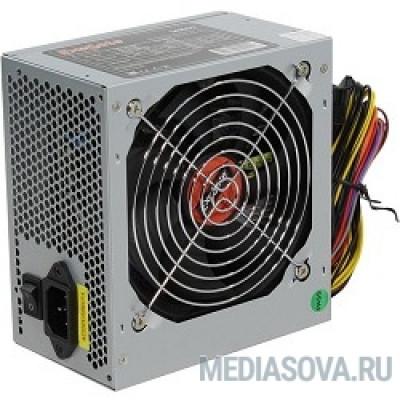 Блок питания Exegate EX259601RUS Блок питания 650W Exegate UN650, ATX, 12cm fan, 24p+(4+4)p, 6/8p PCI-E, 4*SATA, 2*IDE, FDD
