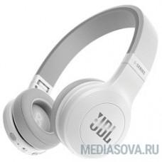 JBL E45BT 1.32м белый беспроводные bluetooth (оголовье)