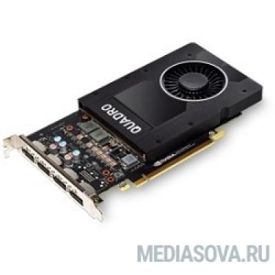 Видеокарта PNY Quadro P2000 5GB OEM [VCQP2000-BLK-1]