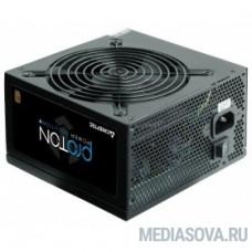 Chieftec 500W (BDF-500S) ATX 2.3, 80 PLUS BRONZE, Active PFC, 120mm fan