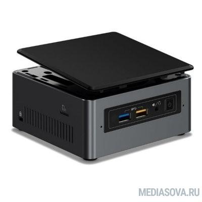 Intel NUC BOXNUC7CJYH2, Celeron J4005, 2.7 GHz, DDR4 SODIMM (up to 2400MHz/8Gb), VGA Intel HD Graphics(2xHDMI 2.0), 4xUSB3.0, 1x2.5HDD, WiFi+BT, SHXC