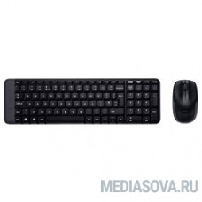 920-003169 Logitech Wireless Combo MK220 Black USB