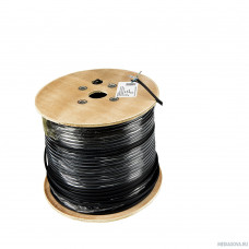 NEOMAX [NM20041] Кабель FTP cat.5e, 4 пары, (305м) 0.52 мм внешний с тросом   Медь  PE jacket