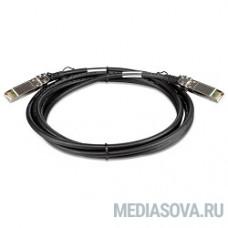 D-Link DEM-CB300S/D1A Пассивный кабель 10GBase-X SFP+ длиной 3 м для прямого подключения