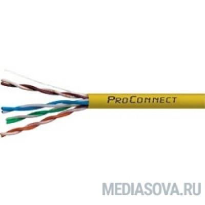 Proconnect (01-0027) Кабель UTP CAT5e 2 пары (305м) 0.51 мм CU
