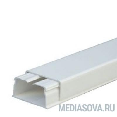 Legrand 030027 Мини-плинтус DLPlus - 40x20 мм - 1 секция - длина 2,10 м - белый
