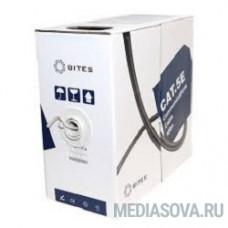 5bites US5505-100A Кабель  UTP / SOLID / 5E / 24AWG / CCA/ PVC / 100M