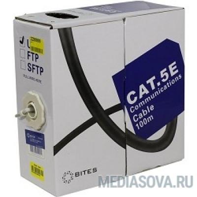 5bites UT5725-100A Кабель  UTP / STRANDED / 5E / 24AWG / CCA / PVC / 100M