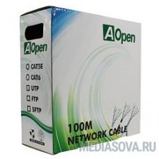 Aopen/Qust ANC5141 Кабель UTP кат.5e 4 пары (100м) 0.51мм [6938510883100]