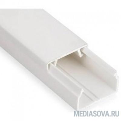 Legrand 638194 Мини-канал Metra - 40x16 - 2 метра - с крышкой - без перегородки - белый (2м)