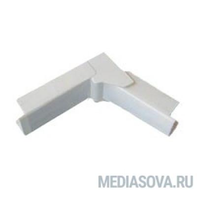 Legrand 030281 Угол внутренний/внешний переменный - для мини-плинтусов DLPlus 40x20 - белый
