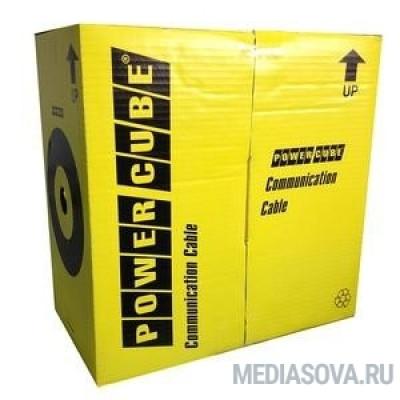 Cablexpert [UPC-5002E-SO] Кабель медь UTP кат.5e, 2 пары, 0.51mm (305 м pullbox), Fluke Test