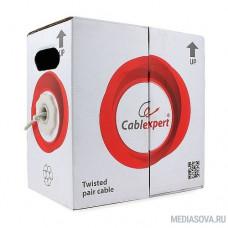 Cablexpert [UPC-5004E-SOL/100] Кабель UTP кат.5e, 4 пары, 0.48 mm (100м pullbox), CCA однож.