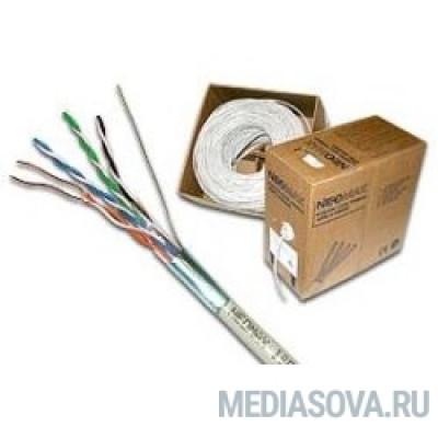 NEOMAX [NM40001] Кабель S/FTP cat.5e, 4 пары, (305м) 0.52 мм  Медь  PVC jacket