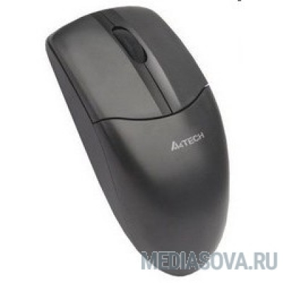 A4Tech G3-220N-1 (черный) USB, 2+1 кл-кн., беспр.опт.мышь, 2.4ГГц [631777]