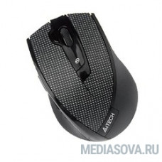 A4Tech G10-730F-1 (Black Plaid) USB, 6+1 кл-кн., беспр.опт.мышь, 2.4ГГц [631890]
