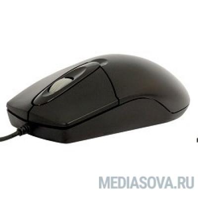A4Tech OP-720 (черный) PS/2 пров. опт. мышь, 2кн, 1кл-кн [517934]