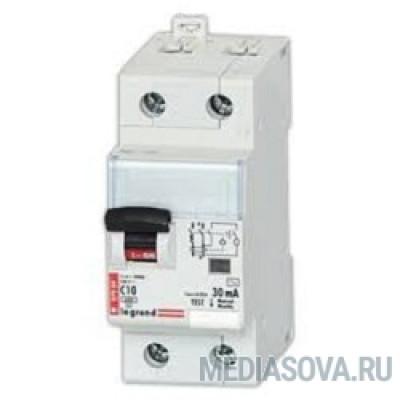 Legrand 411004 Автоматический выключатель дифференциального тока Legrand DX3 25A Тип AC 30mA