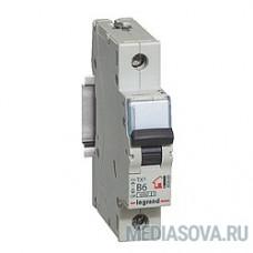 Legrand 404028 Автоматический выключатель TX3 6000 - 6 кА - тип характеристики C - 1П - 230/400 В~ - 16 А