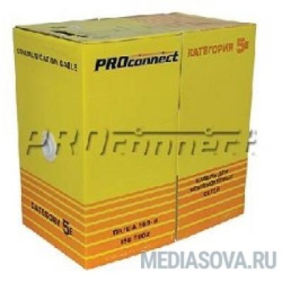 Proconnect (01-0142-3) Кабель FTP CAT5e 4 пары (305м) 0.51 мм CCA