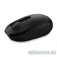 Мышь Microsoft Wireless Mobile 1850  Black USB [U7Z-00004]
