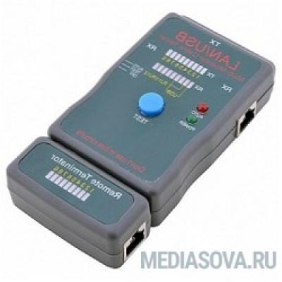 5bites LY-CT011 Тестер кабеля для RJ45/11/12/USB