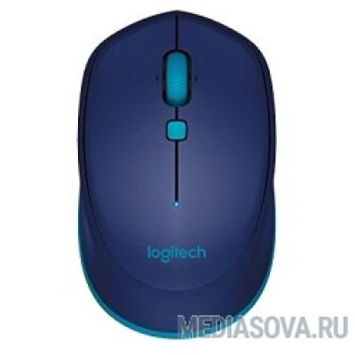 910-004531 Logitech Wireless Mouse M535 Blue Bluetooth