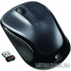 910-002143/910-002142 Logitech Wireless Mouse M325 Dark Silver USB